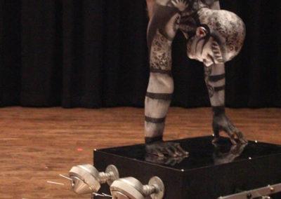 Circus Robot