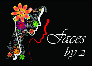 Faces by 2