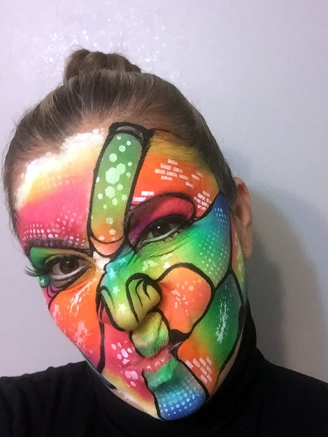 Face Painting Art O Faces By 2